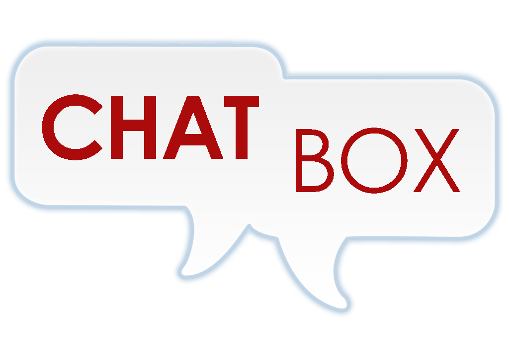 Dating sim chat box